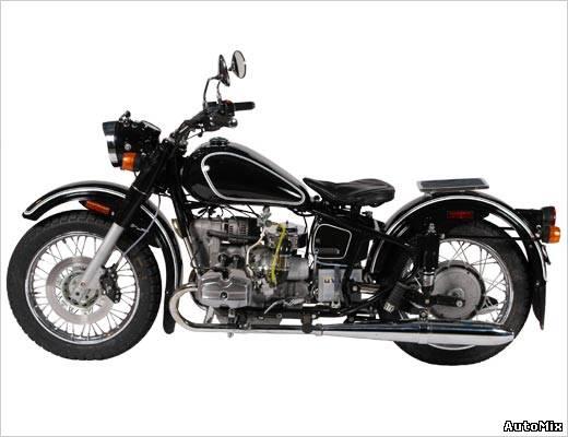 Мотоцикл урал ranger