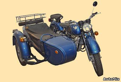 Мотоциклы днепр фото